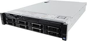 Dell PowerEdge R720 Server 2X E5-2603v2 1.80Ghz 8-Core 72GB 2X 146GB 15K H310 (Renewed)