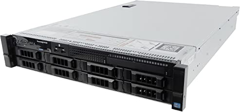 High-End DELL PowerEdge R720 Server 2x 2.90Ghz E5-2690 8C 192GB 8x Caddies (Certified Refurbished)