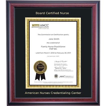 Amazon com - Campus Linens American Nurses Credentialing