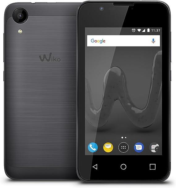 "Wiko Sunny2 - Smartphone compacto de 4"" (Dual SIM, Quad Core 1,2 ..."