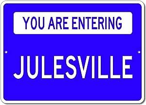 You are Entering JULESVILLE - Custom Aluminum JULES Family ...