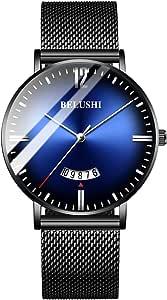 Reloj de Pulsera Analógico, Aiml, Masculino, Black, Unitalla