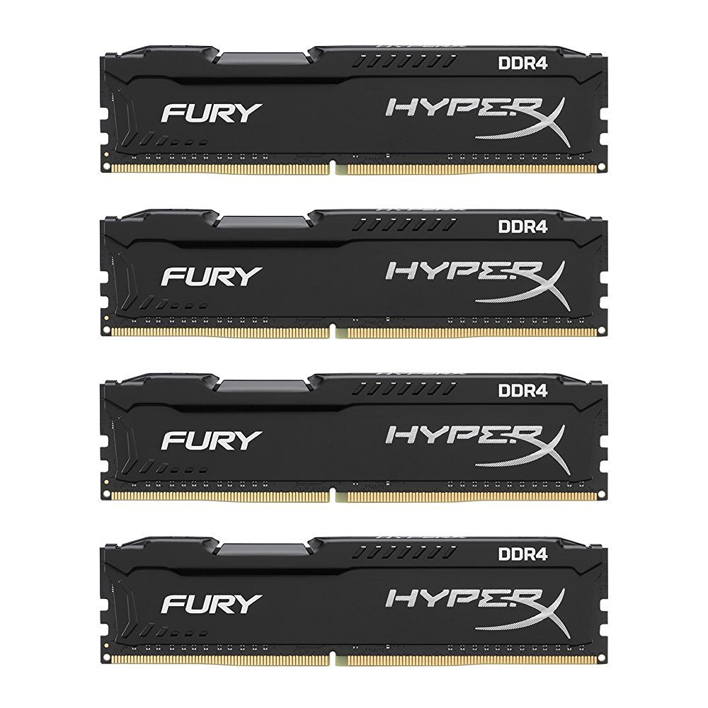 【人気商品】 キングストン デスクトップ Kingston デスクトップ 8GB×4枚 オーバークロックPC用メモリ DDR4-2133(PC4-17000) 8GB×4枚 HyperX FURY 480GB Non-ECC HX421C14FBK4/32 永久保証 B01MTKNA7C ブラック 4GBx1枚 4GBx1枚|ブラック|PCメモリ+SSD UV400 480GB, フカエチョウ:0f4ddd62 --- catconnects-ie.access.secure-ssl-servers.org