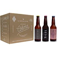 Pack Con 4 Cervezas Páramo Pale Ale, 4 Cervezas Ticús Porter Y 4 Cervezas Piedra Lisa
