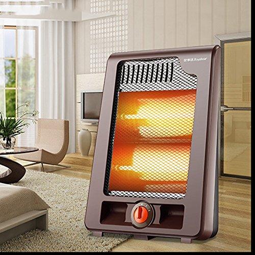 Calentador QFFL Estufa al Horno Cuarto de baño con calefacción eléctrica Oficina de calefacción 33 * 42cm Enfriamiento y calefacción: Amazon.es: Hogar