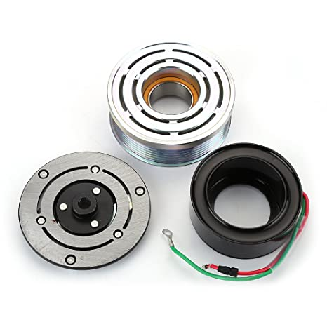 Amazon.com: AC A/C Compressor Clutch Kit Pulley Bearing Coil Plate For HONDA CR-V CRV 07-14: Automotive