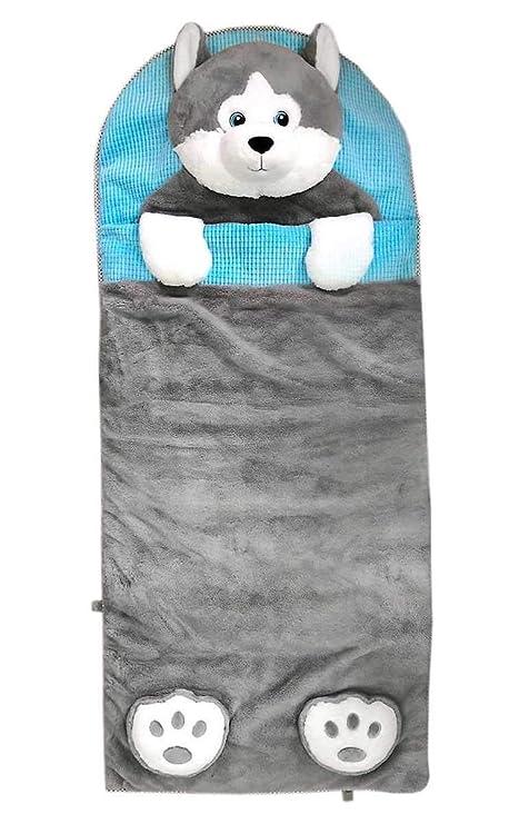 Amazon.com: Hugfun Animal - Saco de dormir para perro ...