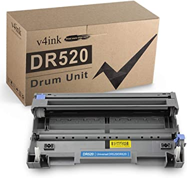 Amazon Com V4ink Compatible Dr 620 Dr 520 Drum Unit Replacement For Brother Dr620 Dr520 For Brother Hl 5370dw 5340d 5250dn 5240 5350dn Mfc 8480dn 8890dw 8460n 8690dw 8680dn 8660dn Dcp 8060 8080dn Printer 1 Pack
