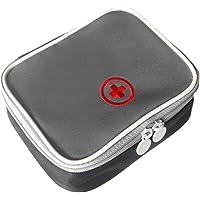 Erste Hilfe Set,Lifesport Erste-Hilfe-Koffer First Aid Kit Notfalltasche Medizinisch Tasche Wasserdicht Tragbar Perfekt Design für Haus Auto Camping Jagd Reisen Natur und Sport