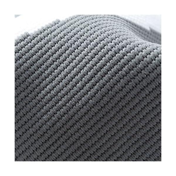Chevillière (1 Paire) marque Neotech Care – Compression AJUSTABLE – Protège-cheville pour gym sport – Ultra léger…