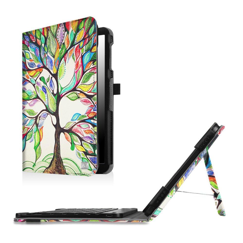 Funda + Teclado Galaxy Tab A 10.1 (2016) Fintie [1l6ztwsi]