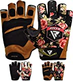 Best Weight Training Gloves - RDX Gym Weight Lifting Gloves Women Workout Fitness Review
