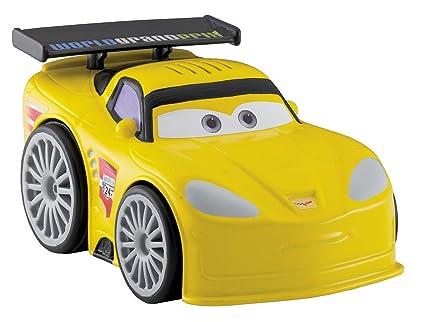 Amazon Com Fisher Price Shake N Go Disney Pixar Cars 2 Jeff