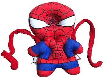 Amazon.com: Infantil Spider Man Protector de cabeza de bebé ...