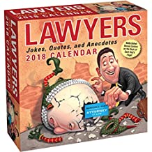 Lawyers 2018 Day-to-Day Calendar