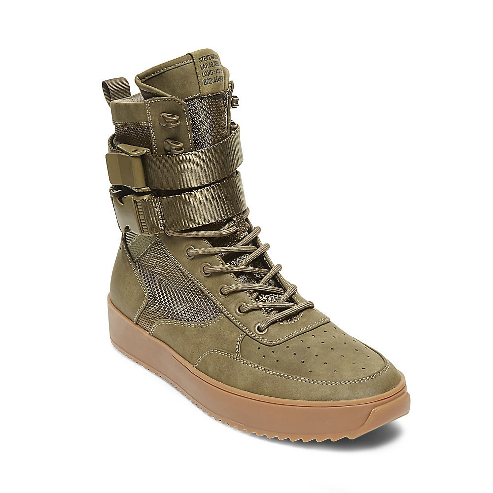 84c204ff939 Amazon.com | Steve Madden Men's Zeroday Sneaker | Fashion Sneakers