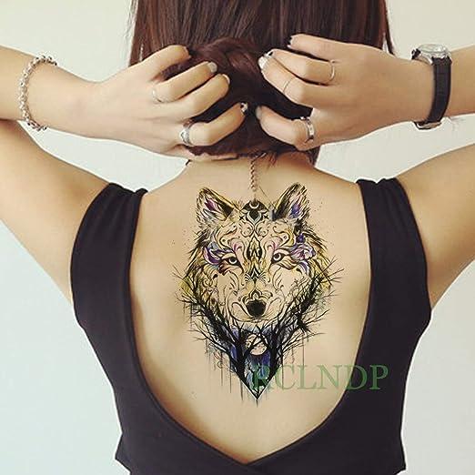 Etiqueta engomada Temporal Impermeable del Tatuaje en el Cuerpo ...