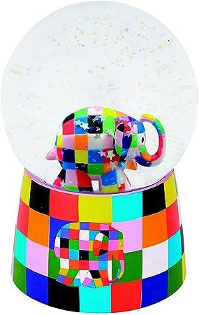 Trousselier - Caja de música para bebé Elmer, Barrio Sésamo (TROUS98064): Amazon.es: Juguetes y juegos