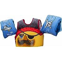 Body Glove Paddle Pals - Chamarra para Aprender a nadarCoast Guard - Ayuda para Aprender a Girar