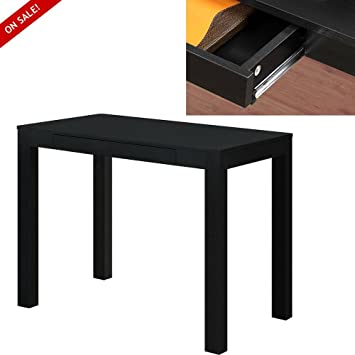 . Amazon com  Computer Office Desk With Drawer Student Desk For Small