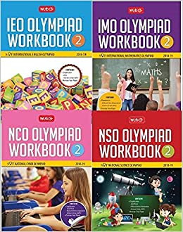 Buy Class 2 : Work Book Combo for NSO-IMO-IEO-NCO(2018-2019
