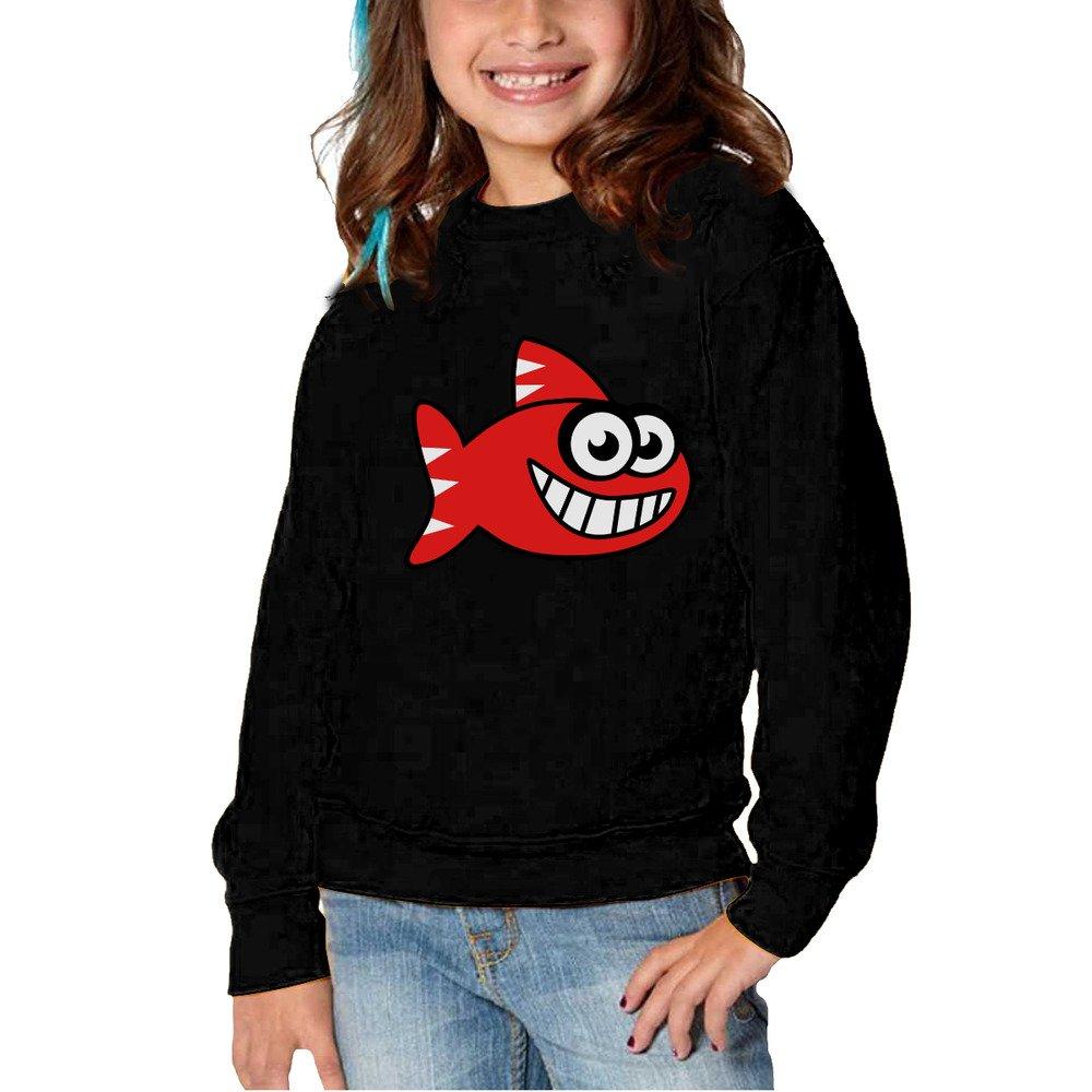 Kids Unisexgoldfish Hooded Sweatshirt