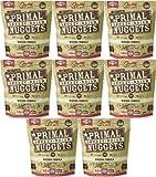 Primal Freeze-Dried Nuggets Venison Formula for Cats 112oz (8 x 14oz)