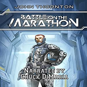 Battle on the Marathon Audiobook