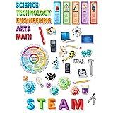 Creative Teaching Press STEM/Steam Bulletin Board, CTP (2962)