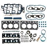 SCITOO Replacement for Head Gasket Kit fit Pontiac Bonneville Buick Lesabre Regal Chevrolet Monte Carlo 3.8L 1997-2005 Automotive Engine Head Gaskets Sets