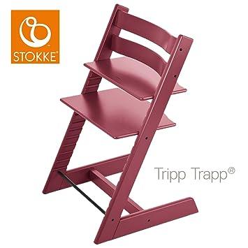 Stokke Tripp Kinderhochstuhl Heather PinkBaby Trapp® 34RAL5qj