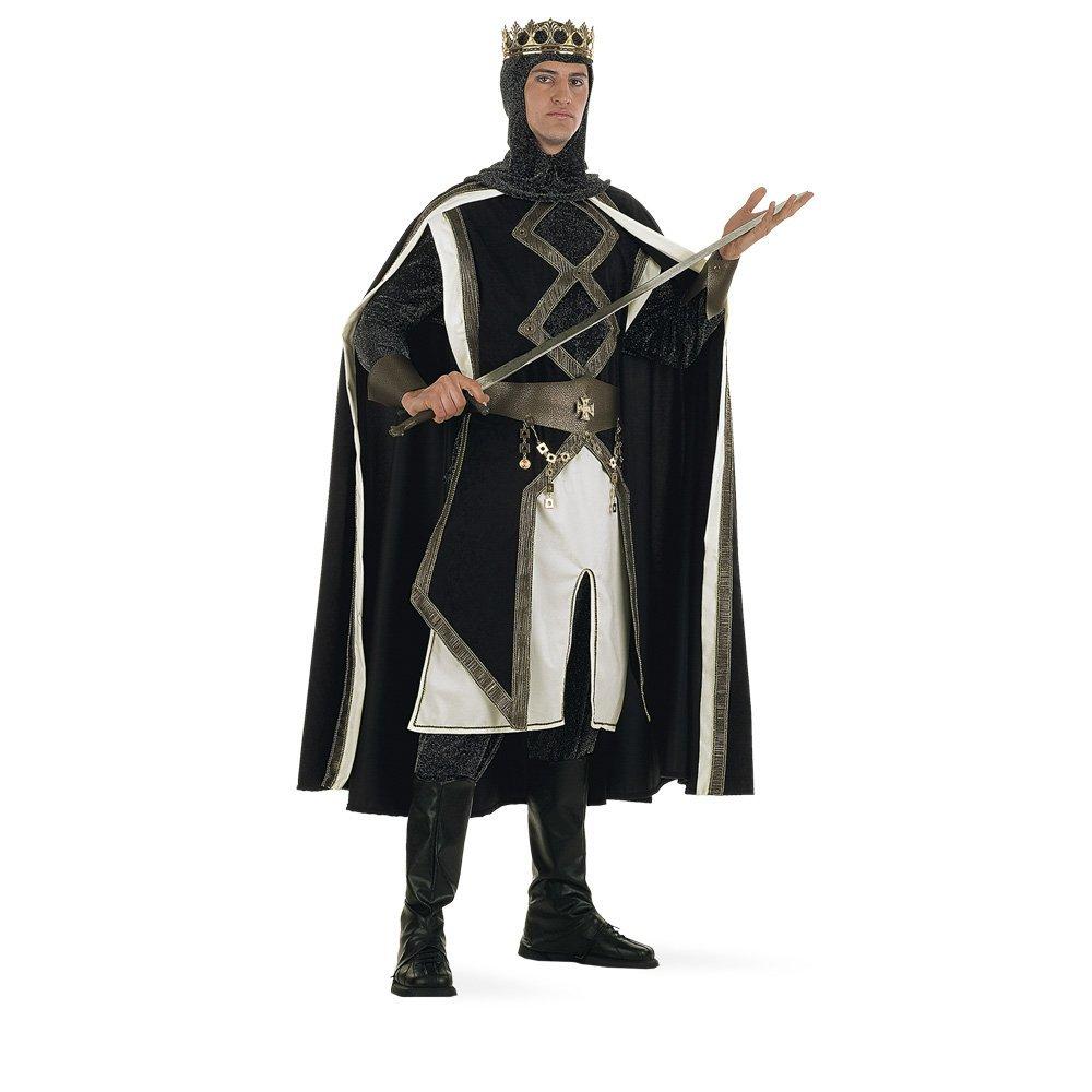 Limit Sport - Disfraz medieval de rey de las cruzadas, para adultos, talla M (DA104)