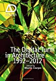 The Digital Turn in Architecture,1992-2010, , 1119951747
