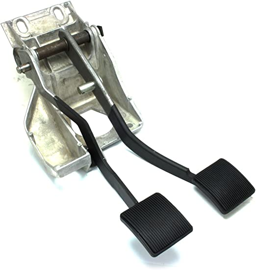 Pedals & Pedal Accessories W/ Manual Trans 6L5z2455bb Brake And ...