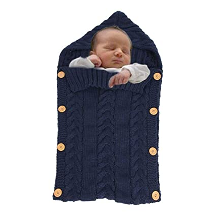 f8f4dd5d0 Amazon.com  Newborn Baby Wrap Swaddle Blanket