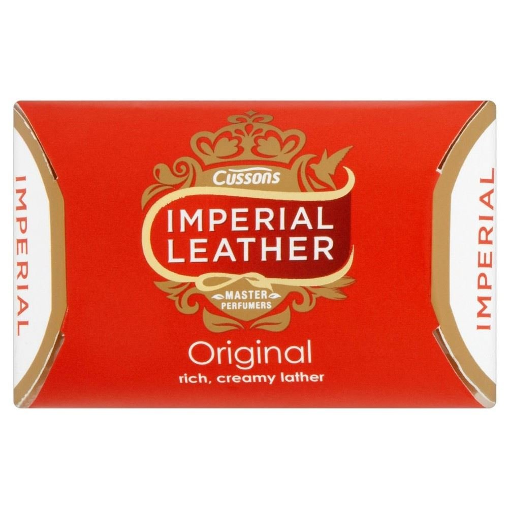Imperial Leather Original Ivory Bar (100g) Groceries
