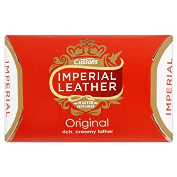 100g pack Of 6 Imperial Leather Original Ivory Bar