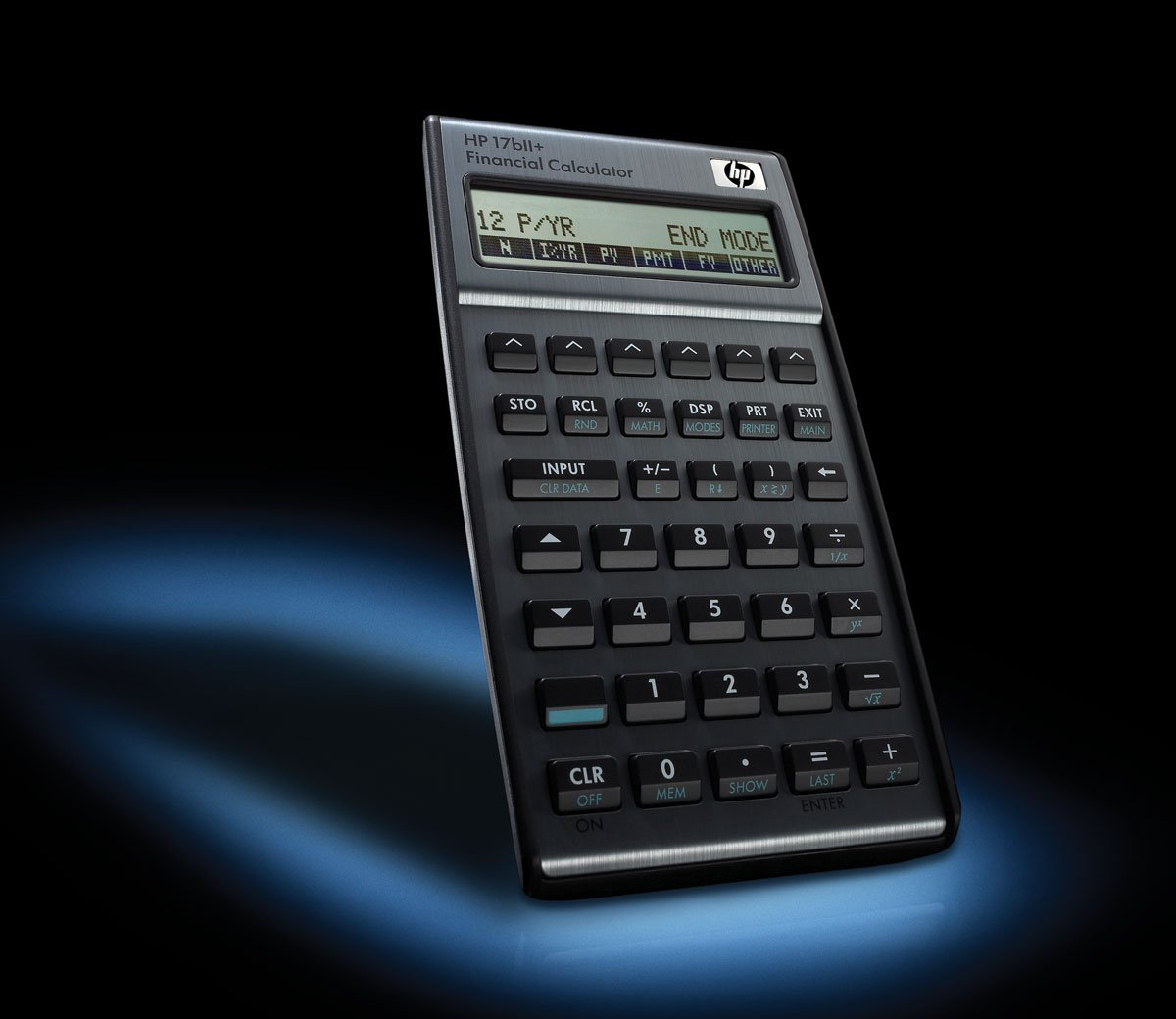 Hp 17bii+ Programmable Financial Calculator Bilingual Package Hewlett Packard HP17BII+