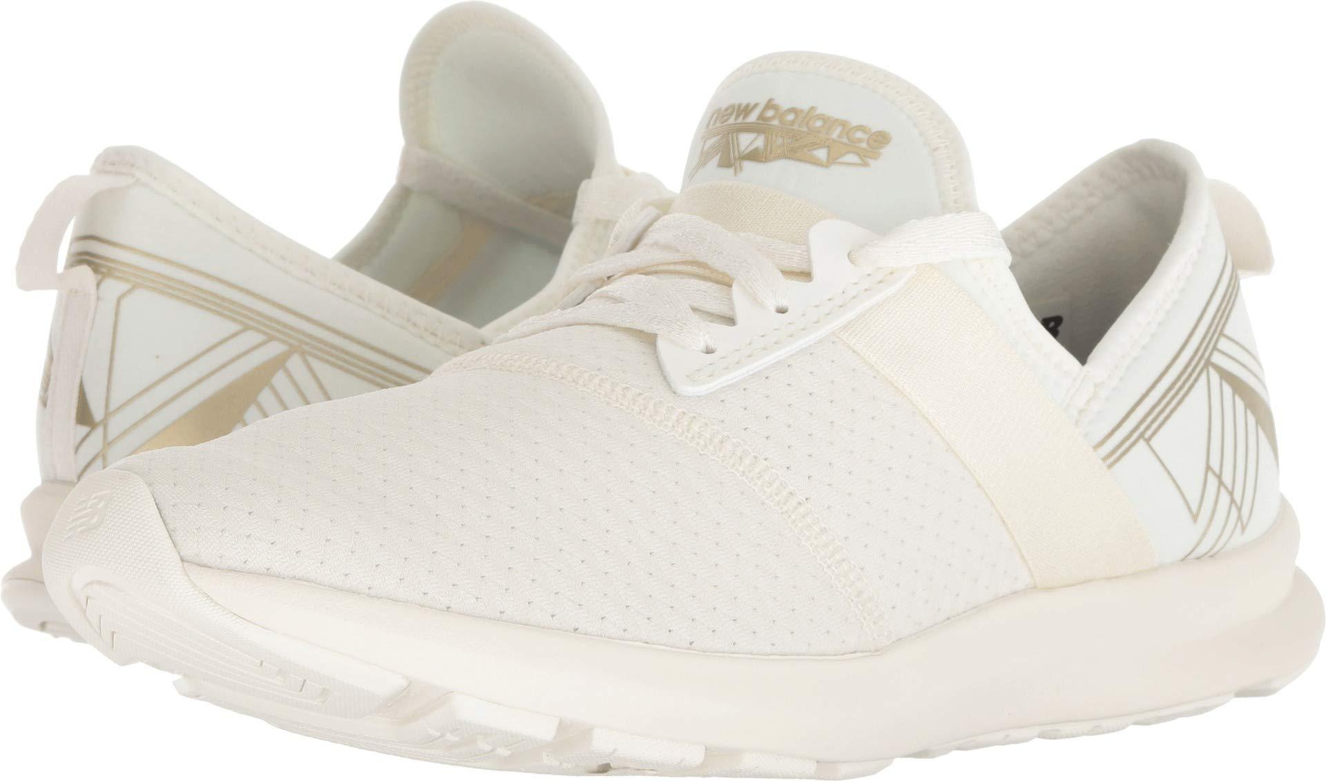 New Balance Women's Nergize V1 FuelCore Sneaker,SEA SALT,8.5 D US