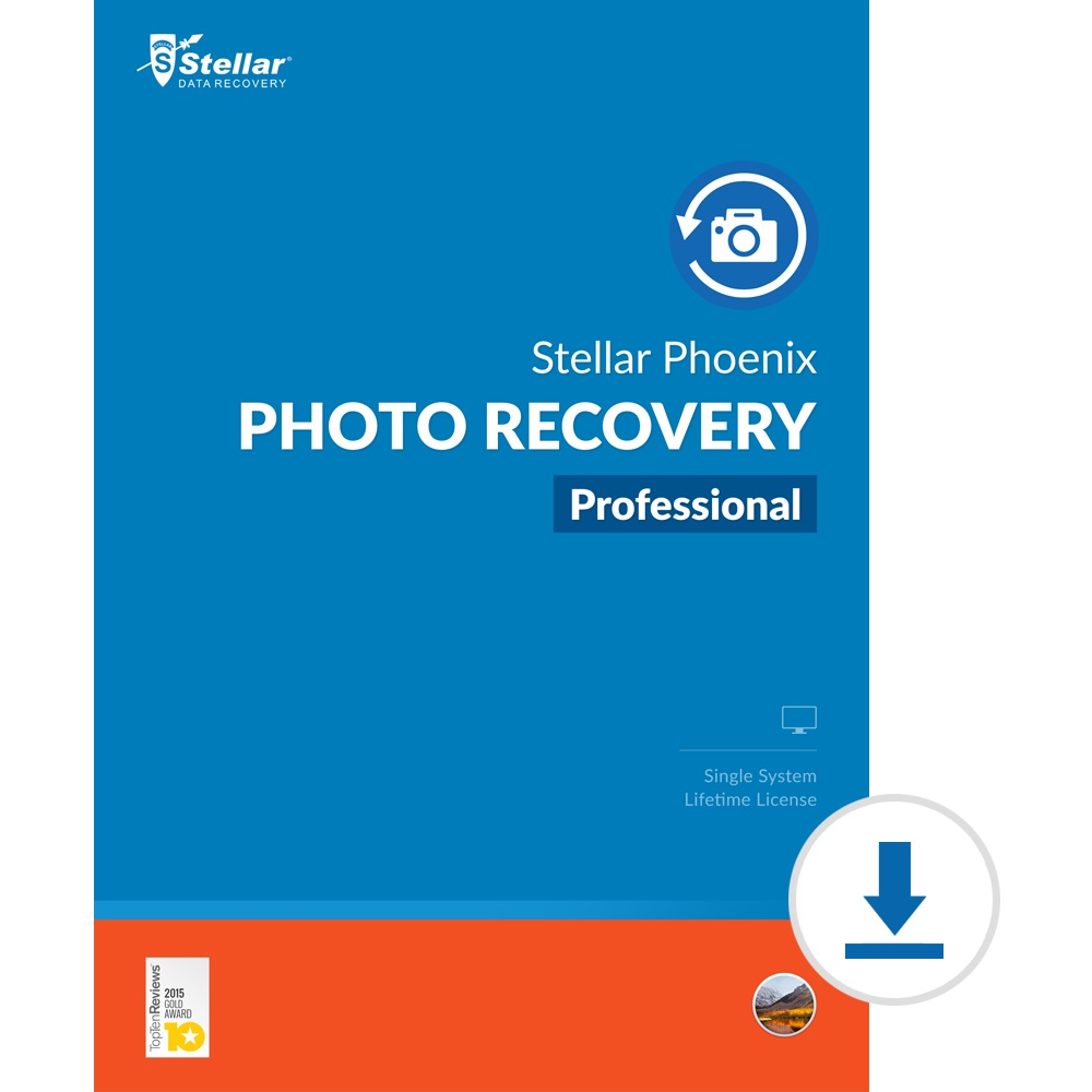Stellar Photo Recovery Software | for Mac | Professional | Recover & Repair Deleted or Corrupt Photos, Audios, Videos | 1 Device, 1 Yr Subscription | Instant Download (Email Delivery)