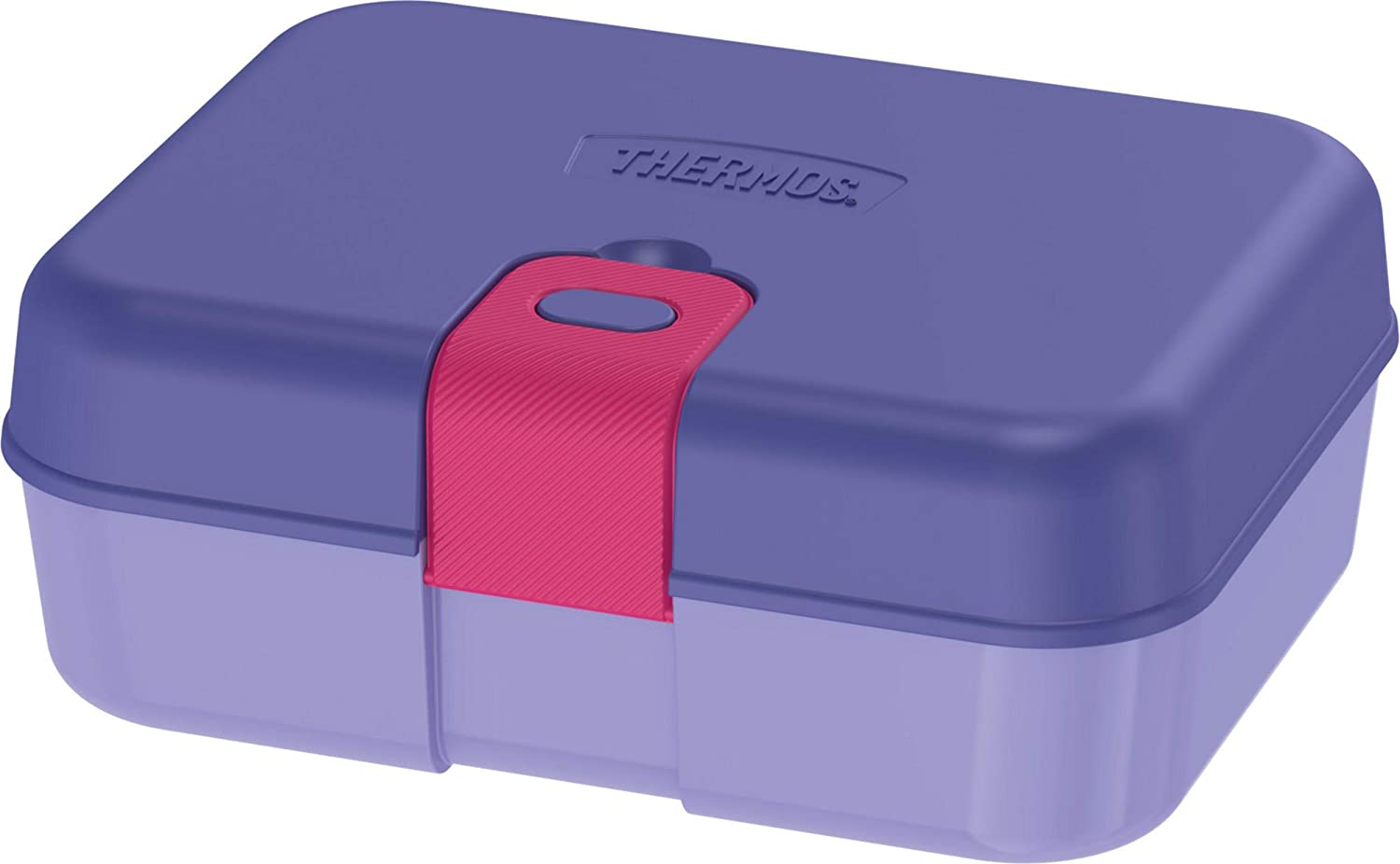 Thermos Kids Freestyle Kit Purple Food Storage System, 8 piece set