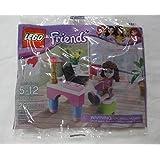 LEGO R Bowling con Stephanie nel vergügungspark Friends 30399