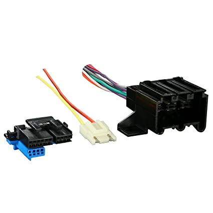 amazon com metra 70 1862 turbowires oem 21 pin car to 12 pin radio dual 12 pin wire harness 12 pin wire harness #17