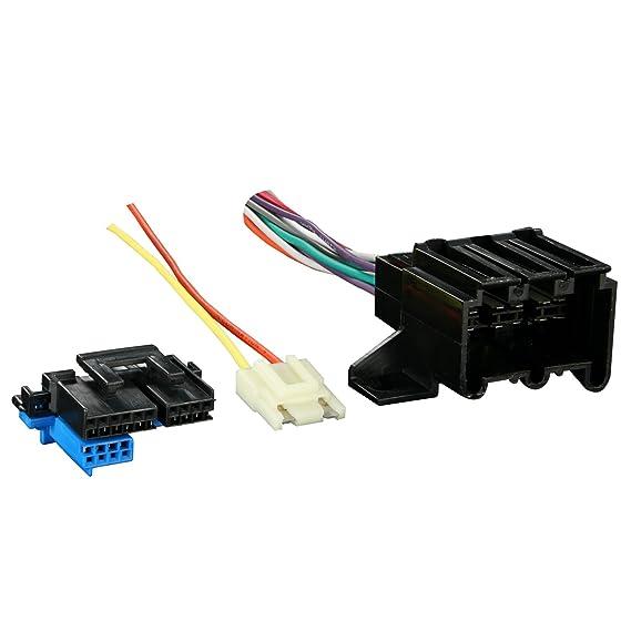 amazon com metra 70 1862 turbowires oem 21 pin car to 12 pin radio rh amazon com