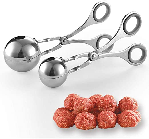 ice cream balls and cake pops small Sphere Cake Pop maker mold Stainless Steel meatballs mold form for making meatballs