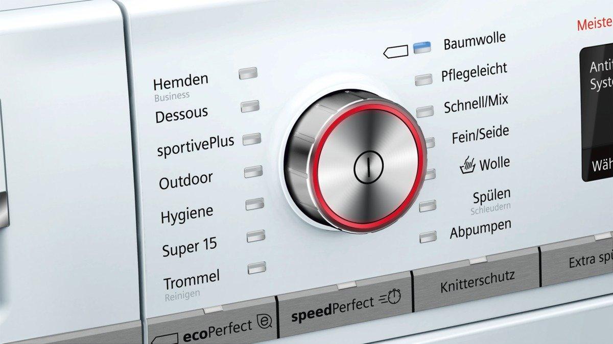 Siemens iq wm w fcb isensoric premium waschmaschine a