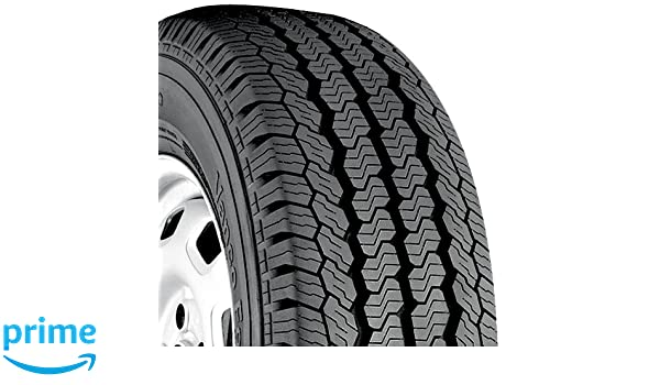195//70-15 Continental Vanco Contact 4 Seasons 104R D//8 Ply Tire BSW