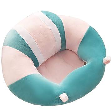 Amazon.com: Sofa Learn Silla sentada de apoyo de felpa para ...