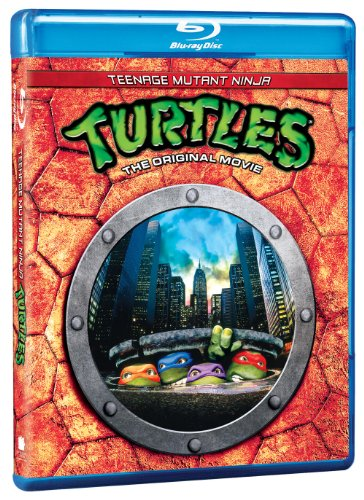 Blu-ray : Teenage Mutant Ninja Turtles (Blu-ray)