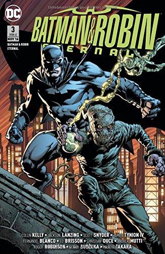 Batman & Robin Eternal: Bd. 3 Taschenbuch – 17. Oktober 2016 Scott Snyder Marcio Takara Panini 3957989795
